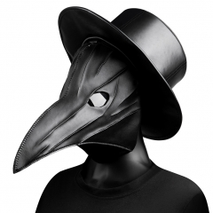 Doctor plague mask with a beak