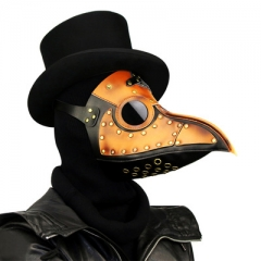 Steampunk pestilence beak mask