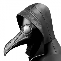 Plague bird mouth doctor mask